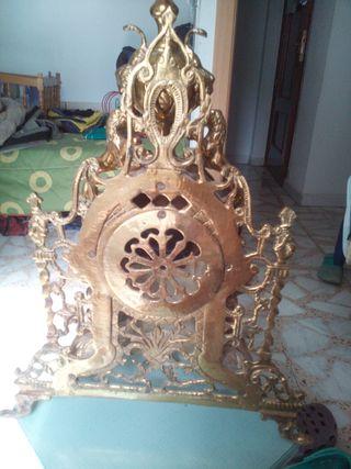 reloj bronce quartz