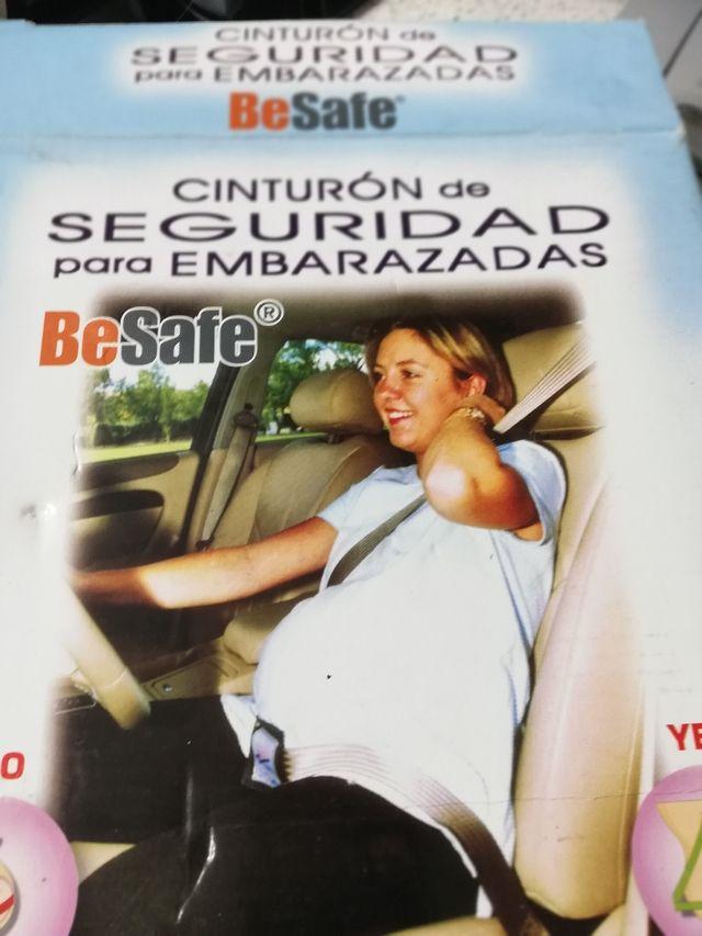 cinturon de seguridad embarazada