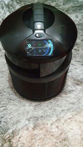 Set Purificador de aire y aspiradora Filterqueen