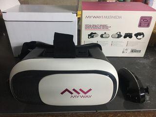 Gafas 3D móviles