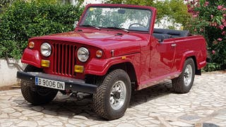 Jeep comando hd 1979