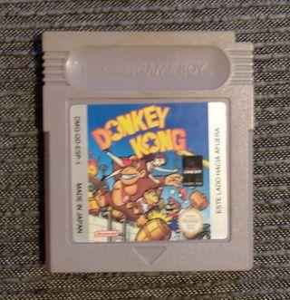 Donkey Kong Game Boy