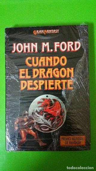 Libro Cuando el Dragón Despierte