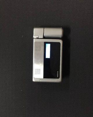 Nokia n92 libre raro vintage coleccion