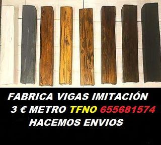 VIGAS IMITACIÓN MADERA 3€ METRO