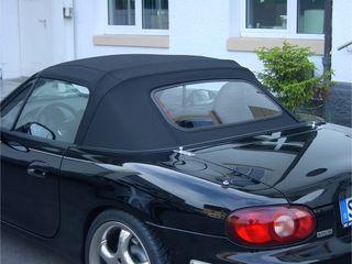 Capota en lona o vinilo de Mazda mx5 na nb