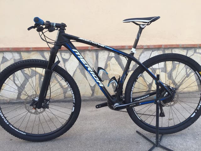 Mérida Big Nine Xt, Talla 19