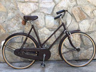 Bicicleta Raleigh frenos de varillas
