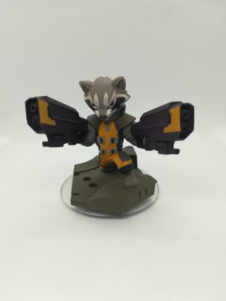 Disney infinity Rocket Raccoon