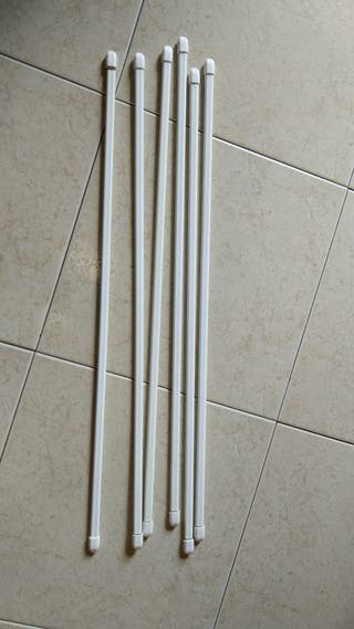 Portavisisillos extensible 60-110 cm