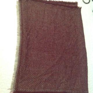 Maxi bufanda de lana