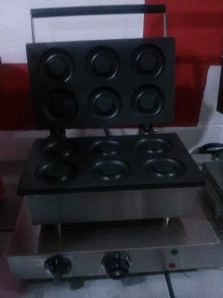 maquina donuts industrial