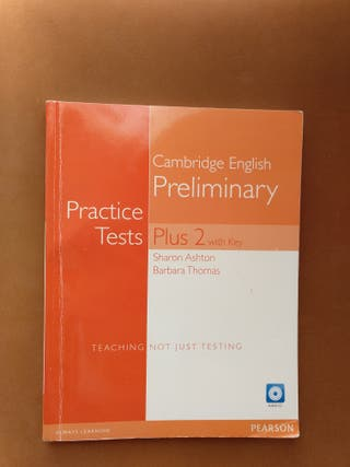 Cambridge english practise tests plus 2 with key
