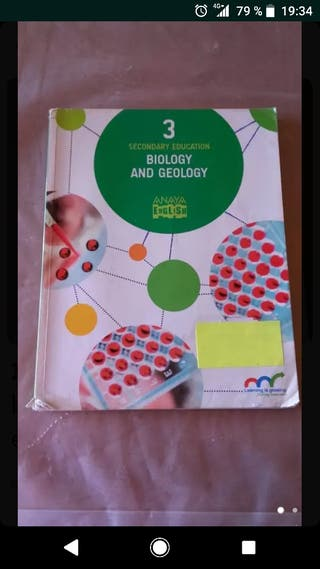 biology and geology