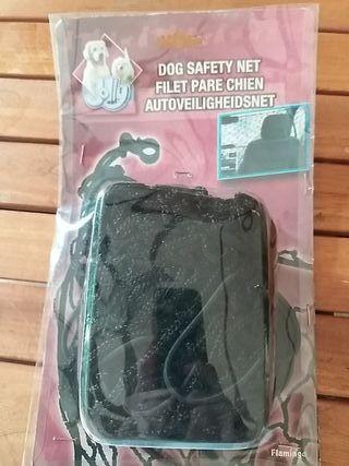 Red seguridad mascotas