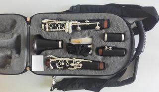 Clarinete Buffet e11