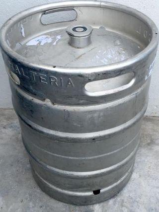 barril vacio