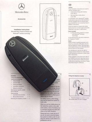 Modulo Bluetooth Mercedes-Benz