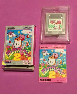 KIRBY'S DREAM LAND 2 game boy Nintendo