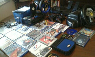 lote psp2 completo