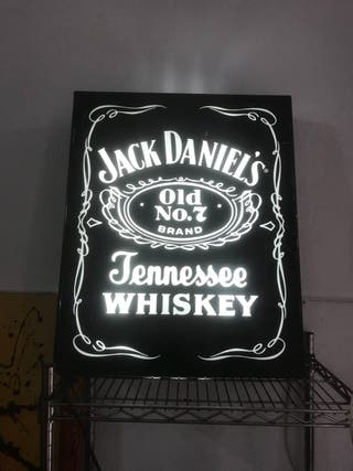 Luminoso Jack Daniels