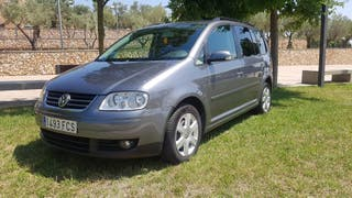 """Volkswagen Touran 2.0tdi DSG """"7plazas"""""""