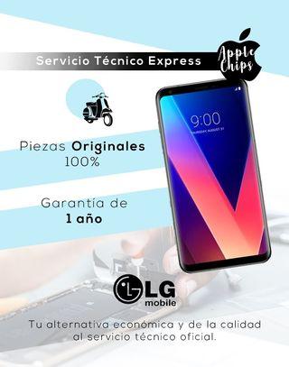 Reparar LG Mobile (30min)
