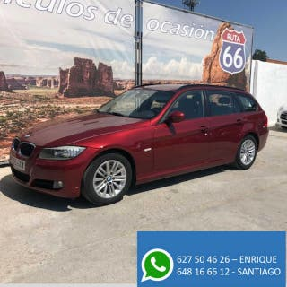 BMW Serie 3 320 diésel