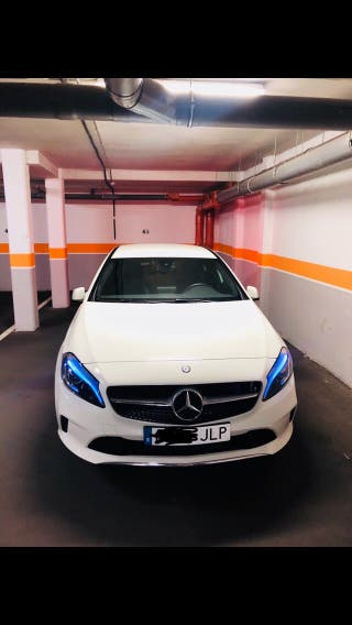 Mercedes-Benz Clase A. 2016
