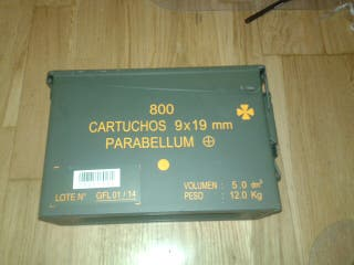 Caja de municiones