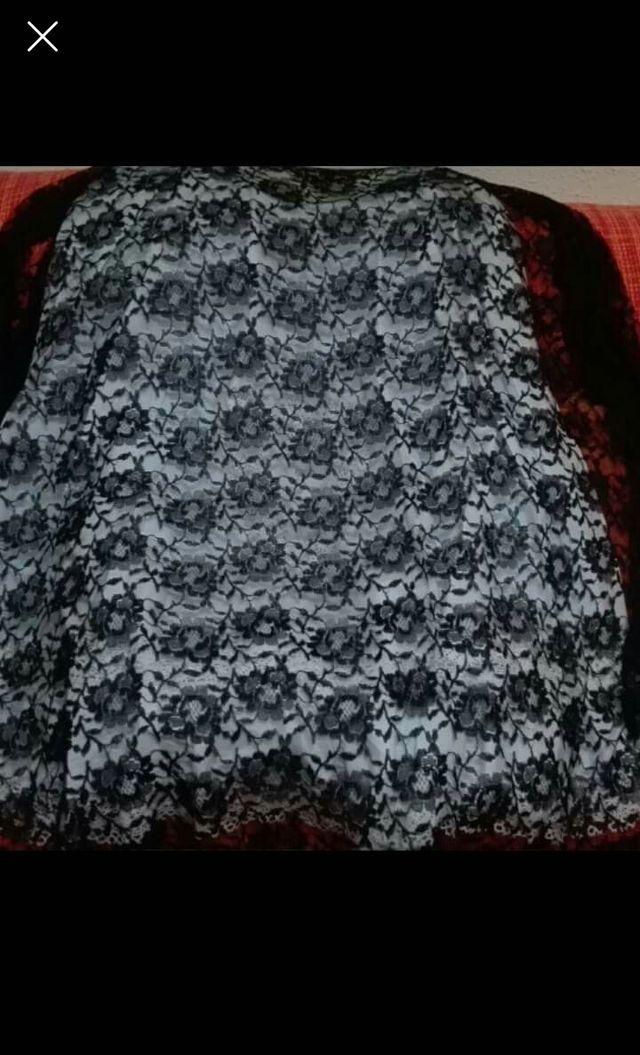 Mantilla Negra
