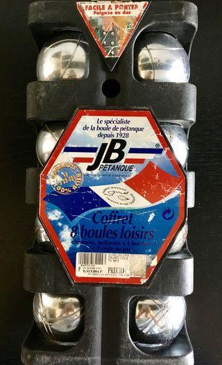 Juego petanca JB 8 bolas