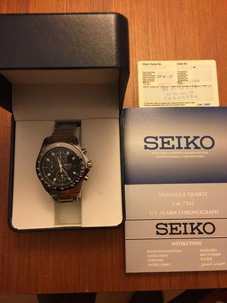 Segunda En Terrassa Wallapop Seiko Reloj Mano De lK1cTFJ