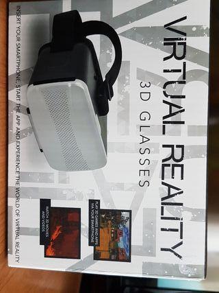 Gafas VR 3D