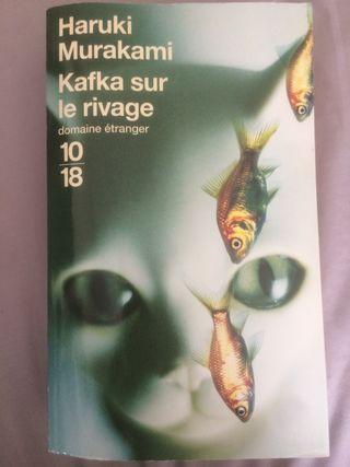 Haruki Muraki- Kafka sur le rivage