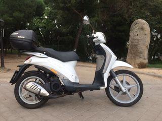 Moto Usada Piaggio Liberty 125