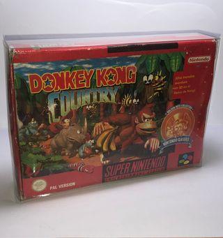 Donkey Kong Country [Nintendo SNES][CIB]