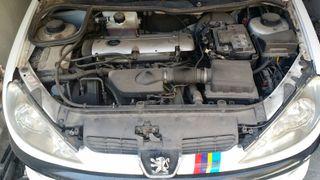 despiece PEUGEOT 206 3P GTI 2.0 135cv