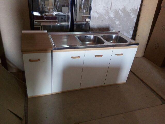 Muebles cocina de segunda mano por 160 € en Ciudad Real en WALLAPOP