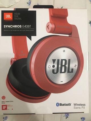 Auriculares Bluetooth JBL