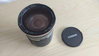 Objetivo Cosina para Sony, Minolta alpha.