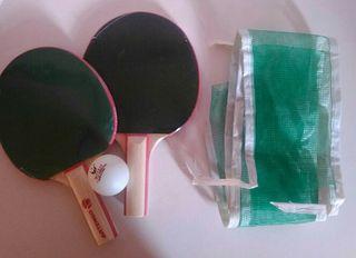 Lote ping-pong sin estrenar
