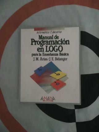 Manual de programación en logo