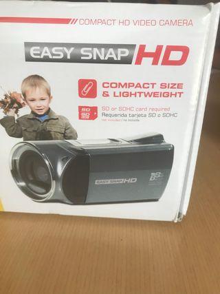 Cámara vídeo hd