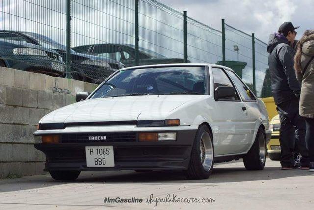 Toyota Sprinter Trueno 1985 De Segunda Mano Por 16500 En Azuqueca