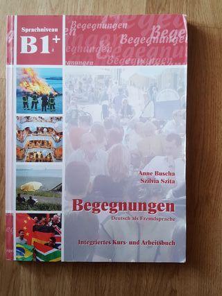 Libro para aprender aleman nivel B1