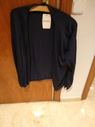 chaqueta azul de la marca Pandora talla 54 nueva