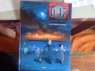 L,Amerique en guerre.Histoire du U-47. 5