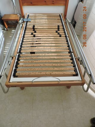 cama articulada electrica lamalit