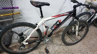 bicicleta de montaña mondraker ventura